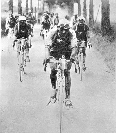 Боттеккья на Тур де Франс 1923 года
