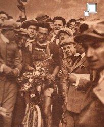 Боттеккья - победитель Тура 1923 года