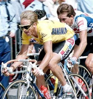 Ориентиром для Лемонда являлся Эдди Меркс
