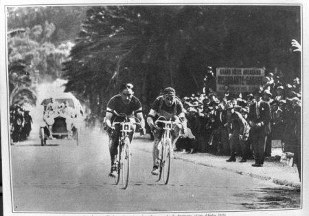 Альфредо Бинда. Легенды Джиро д'Италия