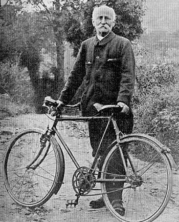 Человек, который изобретал велосипед