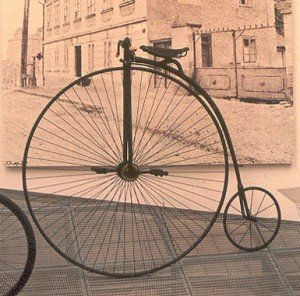 Поль де Виви - человек, который изобретал велосипед