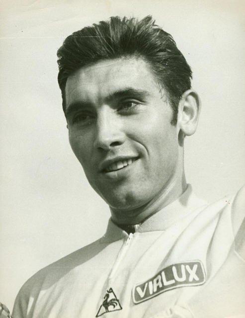 Страницы истории велоспорта: Эдди Меркс