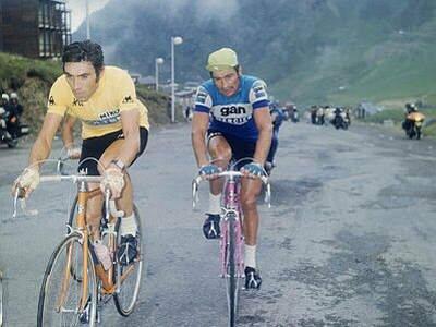 Страницы истории велоспорта: Эдди Меркс (Eddy Merckx)