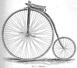 О велосипеде и велоспорте во все времена