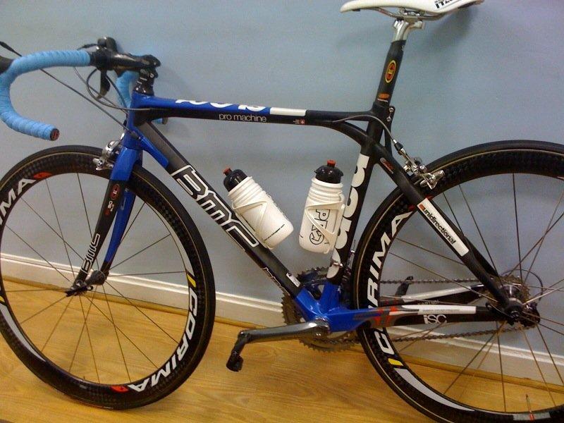 шоссейный велосипед BMC