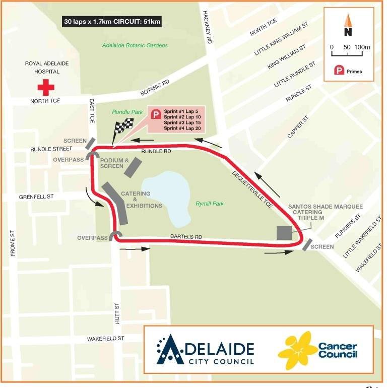 tour down under classic plan
