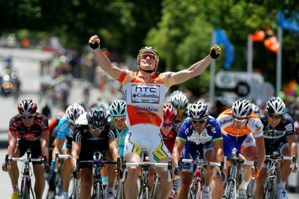 Сантос Тур Даун Андер - 2010. Этап 2 foto - Mark Gunter