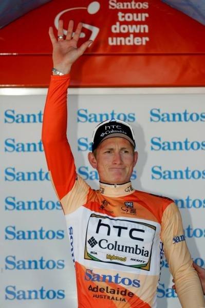 Сантос Тур Даун Андер - 2010. Этап 4 Andre Greipel