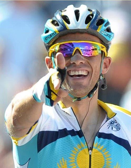 Альберто Контадор, 15 этап Понталье-Вербье, Тур дэ Франс 2009