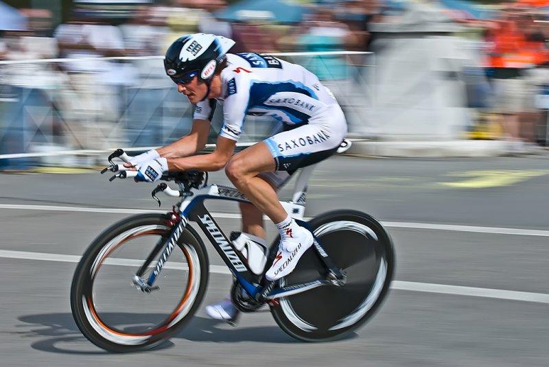 Франк Шлек: велогонщик, брат и будущий отец