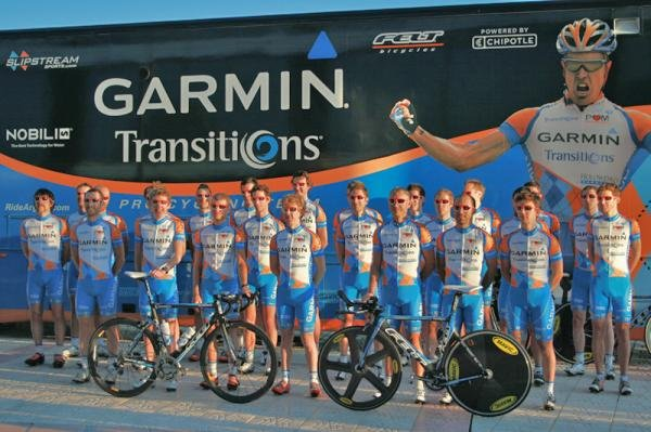 garmin transitions team 2010