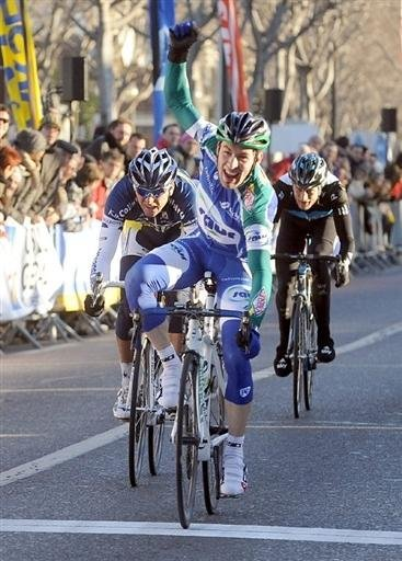 Grand Prix Cycliste la Marseillaise.Photo: © AFP Photo
