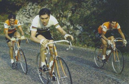 Страницы истории велоспорта: Легендарный Эдди Меркс