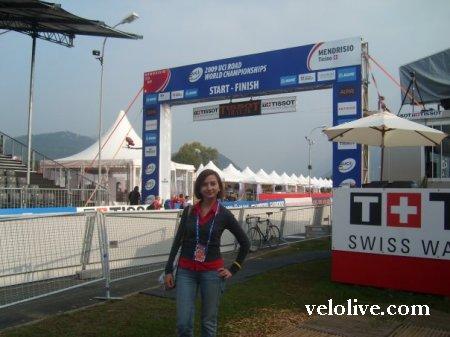 Чемпионат мира по велоспорту в Мендризио. День первый. В погоне за Хагеном и удачей