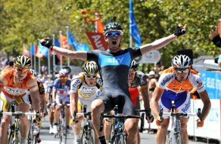 Сантос Тур Даун Андер - 2010. Этап 6