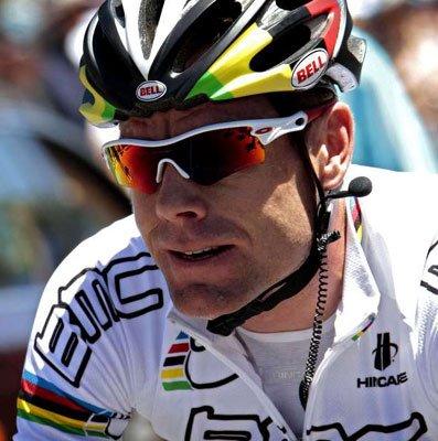 Cadel Evans (BMC Racing) Foto: ROTH