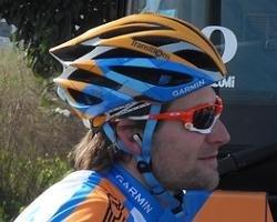 Велогонщие Дэвид Забриски, высокий профиль