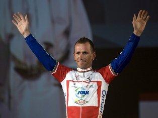 Джимми Каспер, победитель 1-го этапа Тура Омана
