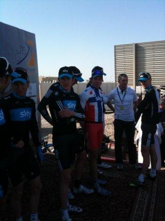 Тур Катара-2010. Этап 1