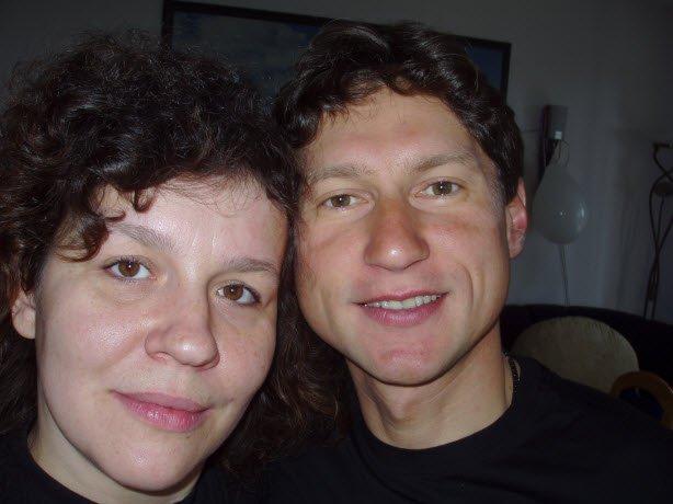 Марина и Андрей Мизуровы