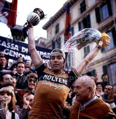 Победа Меркса в 1976 году