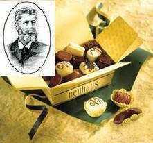 Велокухня: Бельгия - Шоколад Neuhaus