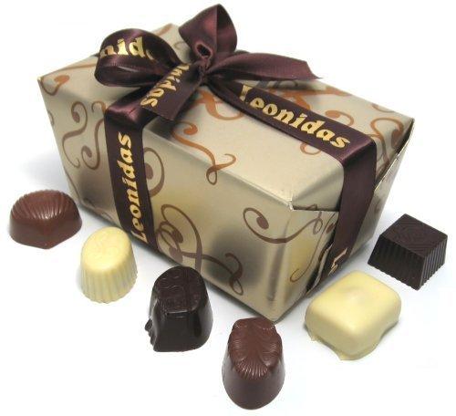 Велокухня: Бельгия - Шоколад Leonidas