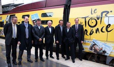 22 команды на Тур дэ Франс 2010