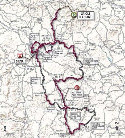 Прошлое и настоящее велоспорта на «белых дорогах» Тосканы