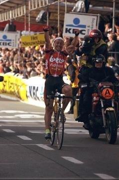 Победа Андрея Чмиля в 2000 году