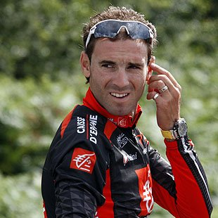 """Алехандро Вальверде: """" Тур дэ Франс - это мечта любого мальчишки"""