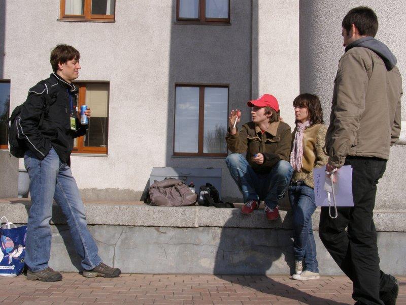 Видеопривет Сергея Курдюкова для VeloLIVE