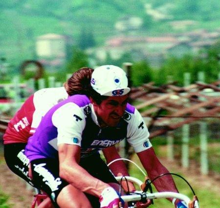 Франческо Мозер на Джиро дель Трентино