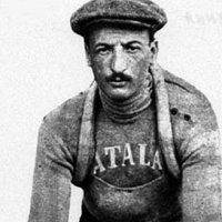 Giro d'Italia: Первый подиум - Луиджи Ганна