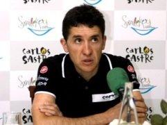 Карлос Састре. Интервью перед Джиро д'Италия-2010