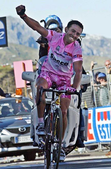 Giro d'Italia 2010: Фавориты - горняки