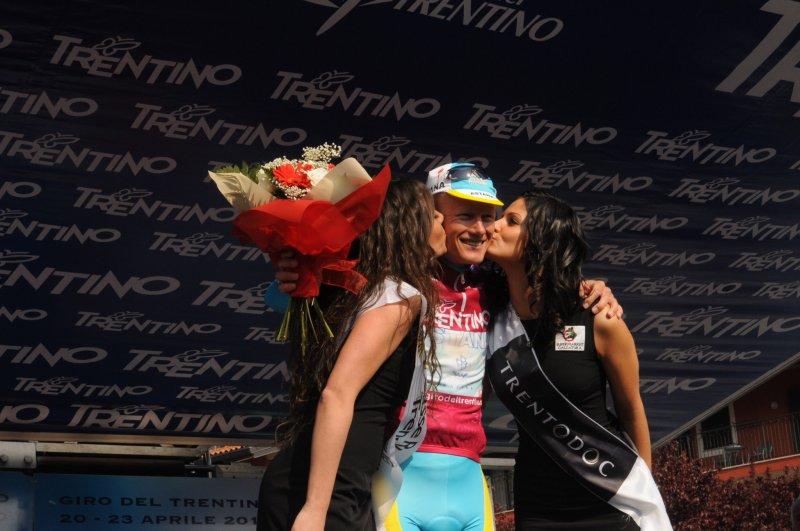 Александр Винокуров: Синицу поймал, за журавлем приехал на Джиро д'Италия-2010