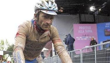 Микеле Скарпони Джиро д'Италия-2010: 7-й эпический этап. Впечатления гонщиков