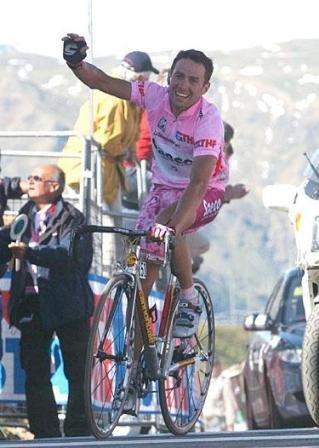 Джильберто Симони, победа на Дзонколане 2003