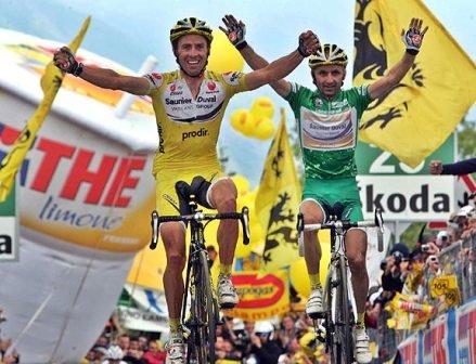 Симони, победа на Дзонколане 2007