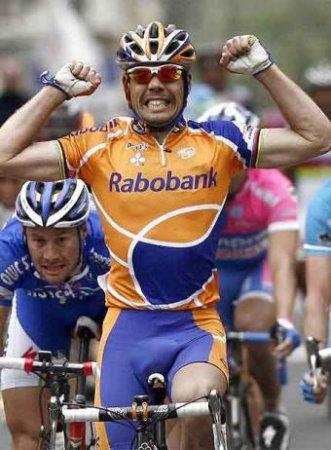 Интервью Оскара Фрейре - дебютанта Джиро д'Италия 2010