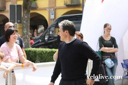 Джиро д'Италия-2010: Савильяно. Приключения начинаются
