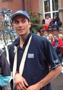 Бассо на ТдФ 2001 года