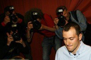 Пресс-конференция, май 2007 года