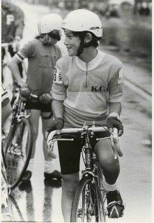 Джордж Хинкепи - первые гонки