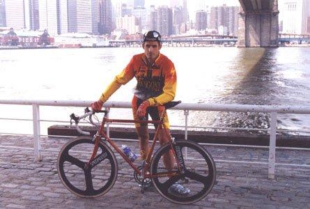 Джордж Хинкепи в 1993 году