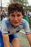 Чемпионка велоспорта - Жанни Лонго © Photo L'Equipe