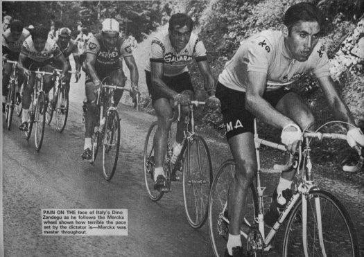 Меркс на ТдФ 1969