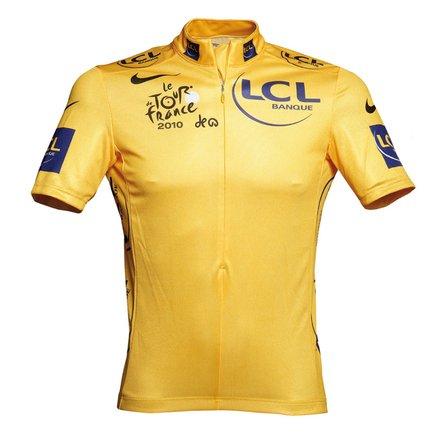 Maillot Jaune du Tour de France 2010